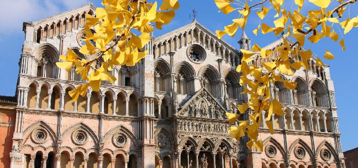 Qué ver en Ferrara   Catedral de Ferrara