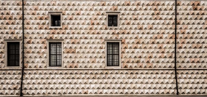 Qué ver en Ferrara   Palazzo dei Diamanti