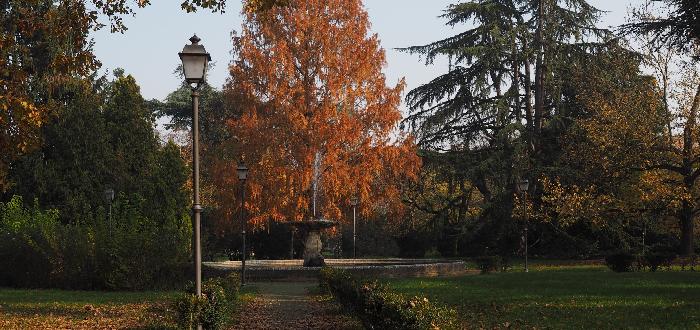 Qué ver en Ferrara   Parco Massari