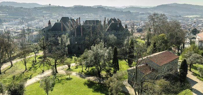 Qué ver en Guimaraes, Palacio de los duques de Braganza