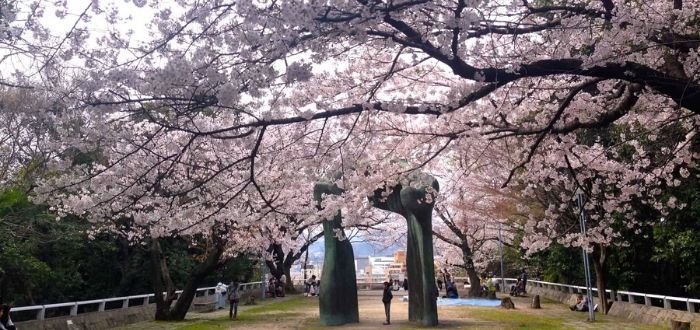 Qué ver en Hiroshima. Hijiyama Park
