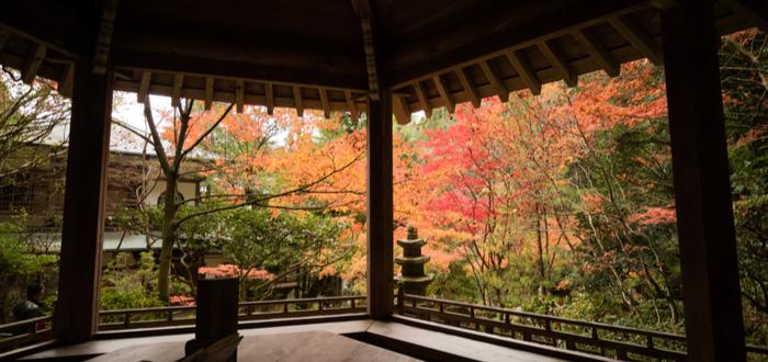 Qué ver en Hiroshima. Mitaki-dera