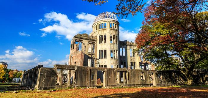 Qué ver en Hiroshima. Monumento de la Paz de Hiroshima