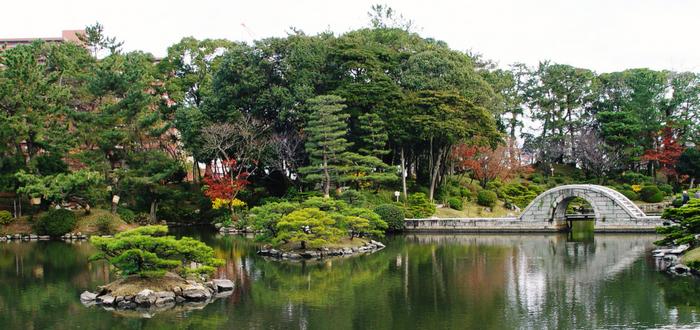 Qué ver en Hiroshima. Shukkeien