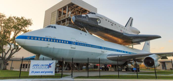 Qué ver en Houston. Centro Espacial Houston