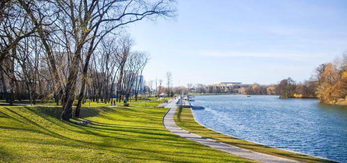 Qué ver en Minsk, Victory Park