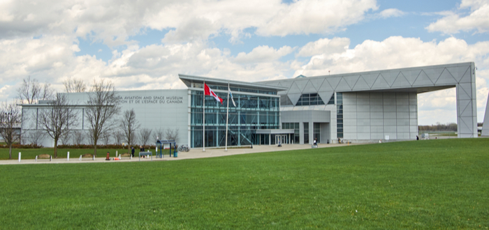 Qué ver en Ottawa. Canada Aviation and Space Museum