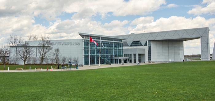 Qué ver en Ottawa. Canada Aviation and Space Museum