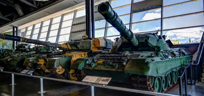 Qué ver en Ottawa. Canadian War Museum