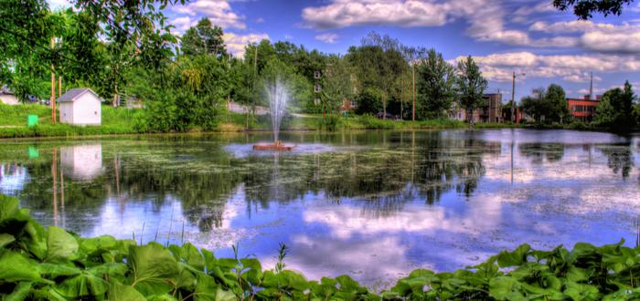 Qué ver en Ottawa. Jacques-Cartier Park