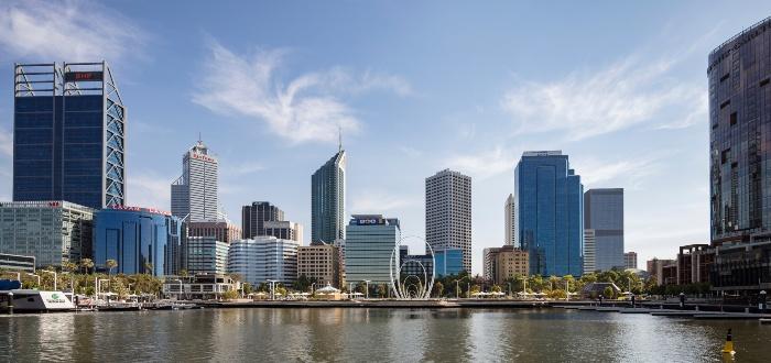 Qué ver en Perth, Elizabeth Quay