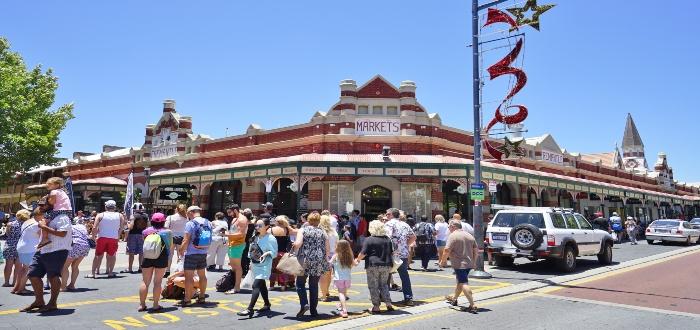 Qué ver en Perth, Fremantle Markets