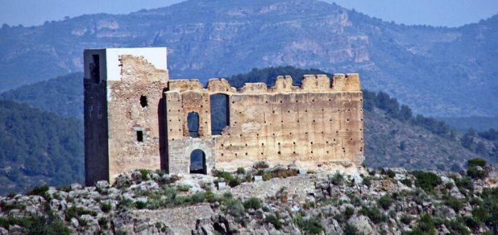 Qué ver en Sagunto. Castillo de Beselga