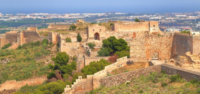 Qué ver en Sagunto. Castillo de Sagunto
