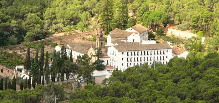 Qué ver en Sagunto. Monasterio de Sancti Spiritu