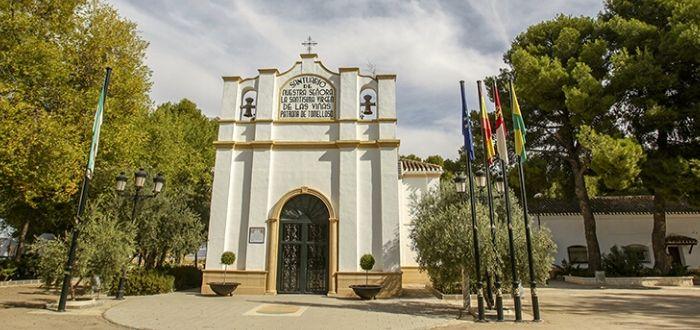 Qué ver en Tomelloso. Santuario de la Virgen de las Viñas