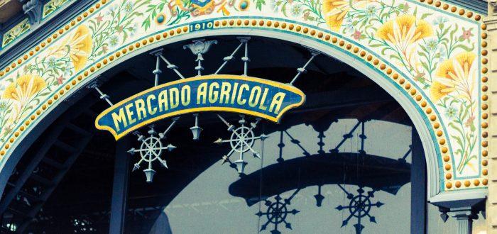 Qué ver en Uruguay, Mercado Agrícola de Montevideo