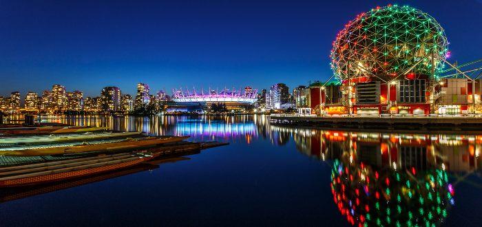 Qué ver en Vancouver, Mundo de la Ciencia