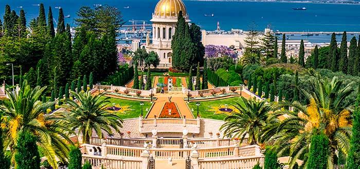 Qué ver en Israel | Bahai Gardens