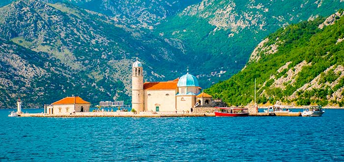 Qué ver en Montenegro | Gospa Od Skrpjela
