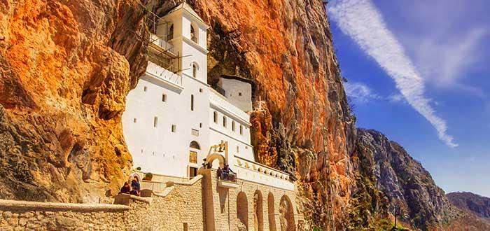 Qué ver en Montenegro | Monasterio de Ostrog