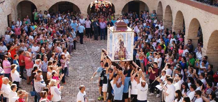 Santuario de la Virgen de las Cruces