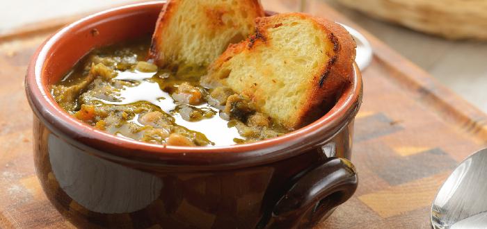comida típica de Malta | minestra