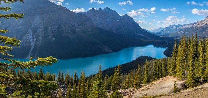 10 Ciudades de Canadá. Banff