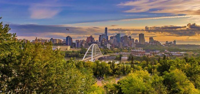 10 Ciudades de Canadá. Edmonton