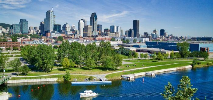 10 Ciudades de Canadá. Montreal