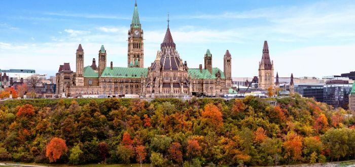 10 Ciudades de Canadá. Ottawa