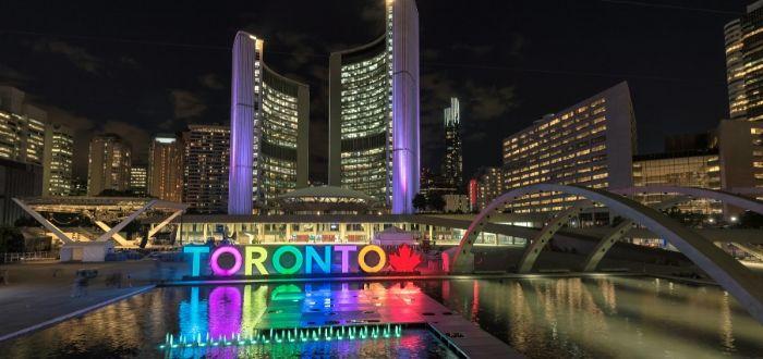 10 Ciudades de Canadá. Toronto