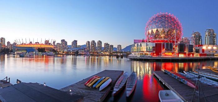 10 Ciudades de Canadá. Vancouver.