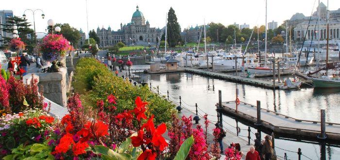 10 Ciudades de Canadá. Victoria