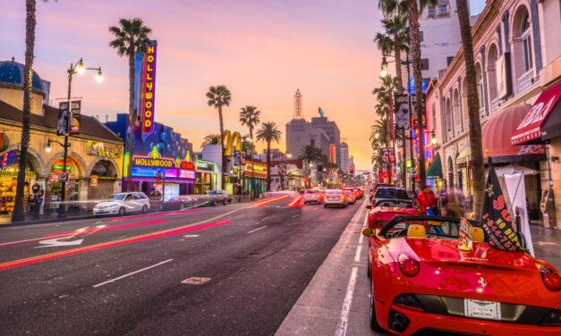 5 Razones para rentar un convertible en Los Ángeles