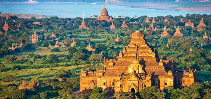 Ciudades de Birmania, Bagan