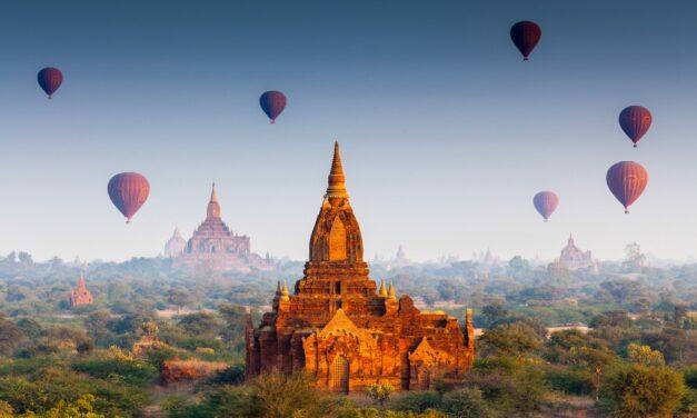10 Ciudades de Birmania | Imprescindibles