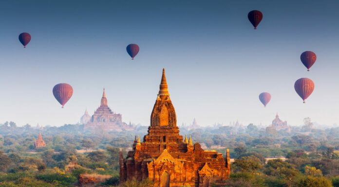 Ciudades de Birmania, Imprescindibles