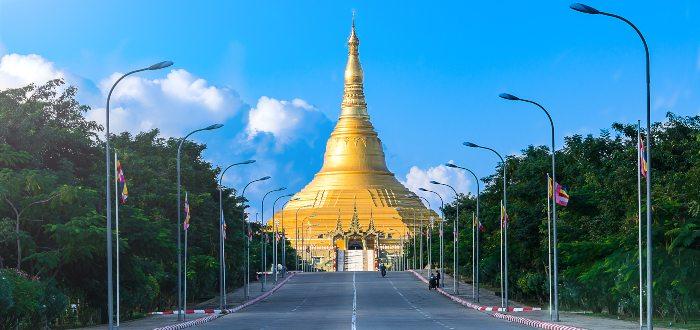 Ciudades de Birmania,Naipyidó