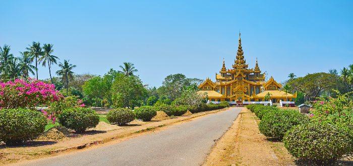 Ciudades de Birmania, Pegu