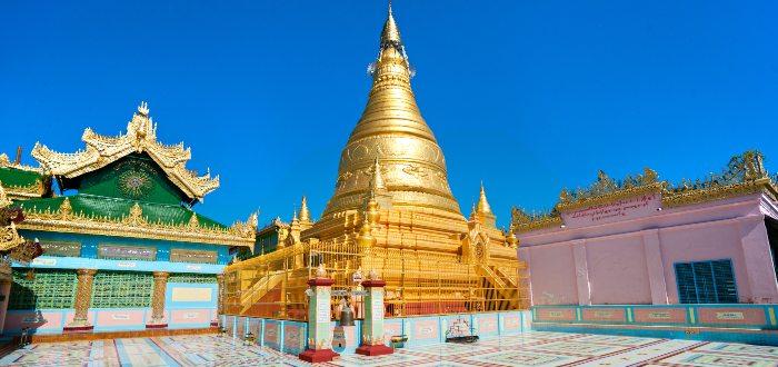 Ciudades de Birmania, Sagaing