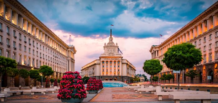 Ciudades de Bulgaria | Sofia