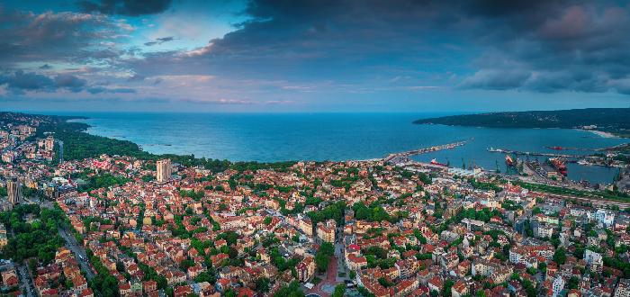 Ciudades de Bulgaria | Varna