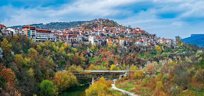 Ciudades de Bulgaria | Veliko Tarnovo