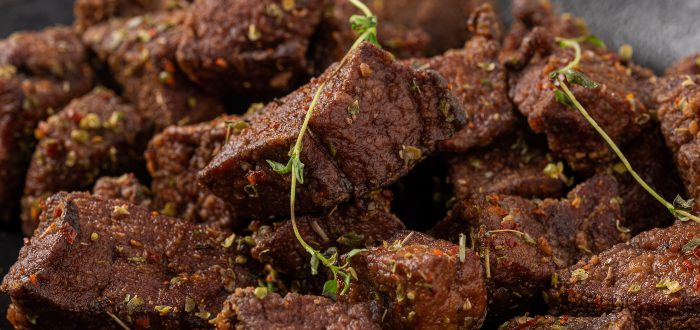 Comida típica de Albania, Zgara