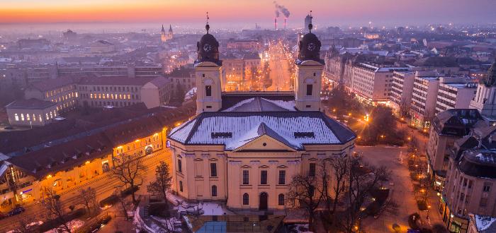 Debrecen | Ciudades de Hungría
