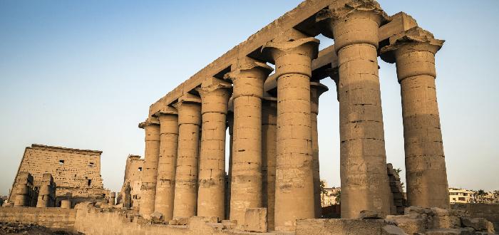 Egipto | Templo funerario de Amenhotep III