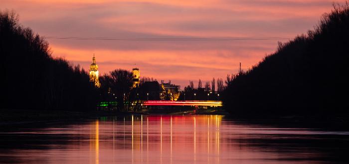 Györ | Ciudades de Hungría