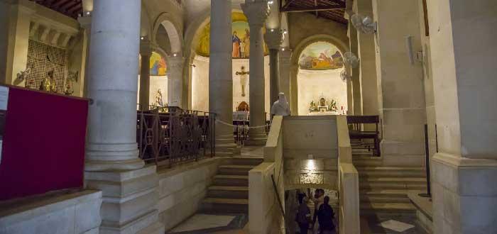 Qué ver en Nazaret: Iglesia de San José