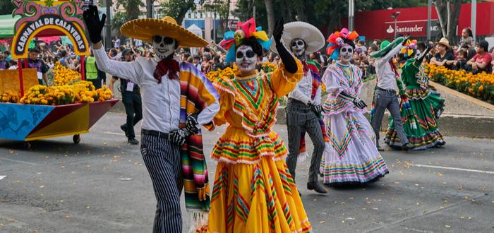 Las 5 festividades más turísticas del mundo. Día de los Muertos